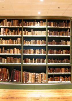 Biblioteca del Museu Cusí.